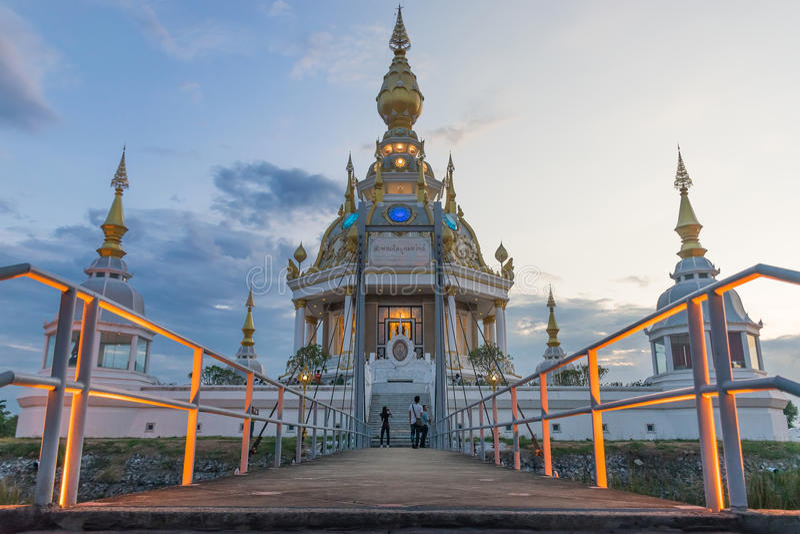 Wat Thung Setthi stockfoto