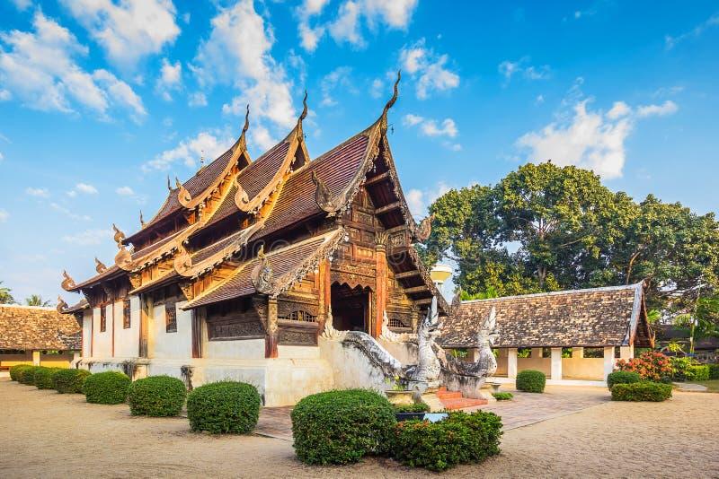 Wat Ton Kain fotografia stock libera da diritti