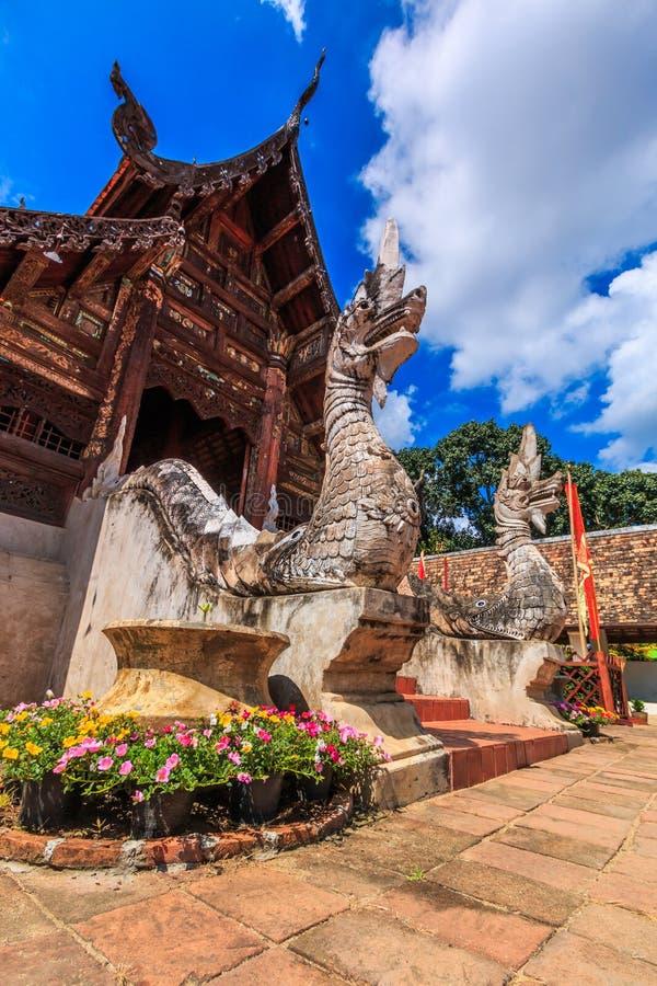 Wat Ton Kain Thailand arkivfoton
