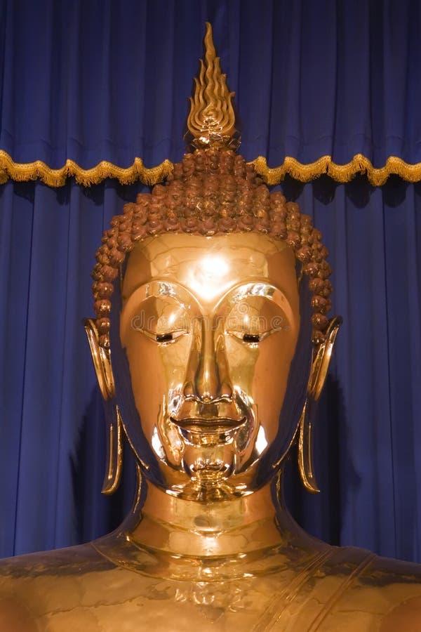 Download Wat Trai Mit Golden Buddha In Bangkok, Thailand. Stock Images - Image: 9159874