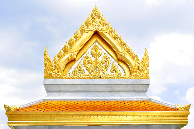 Wat Traimit royalty free stock images
