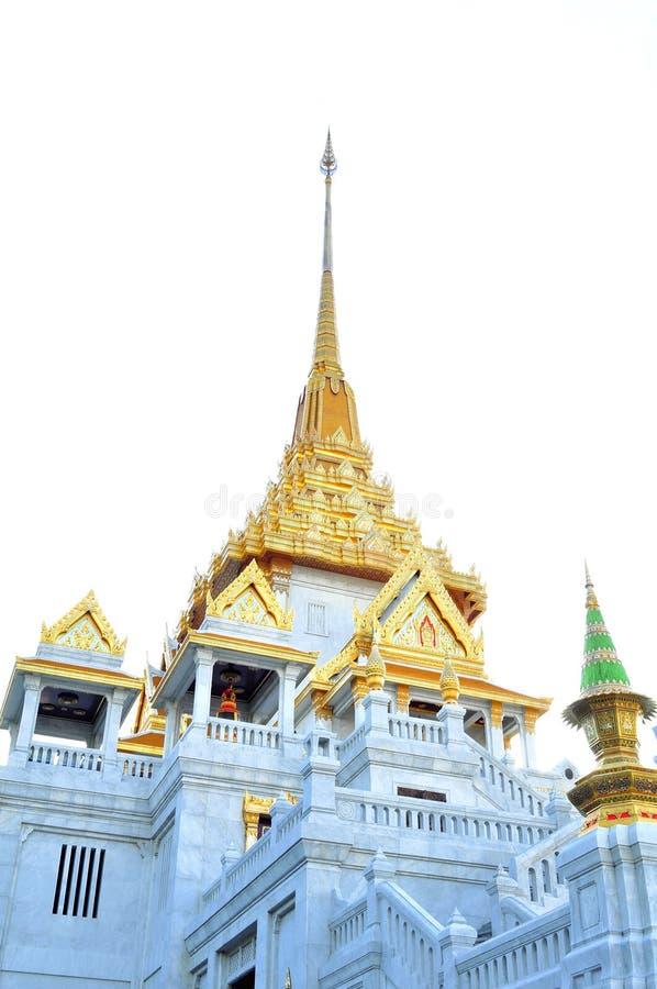 Wat Traimit stock foto's
