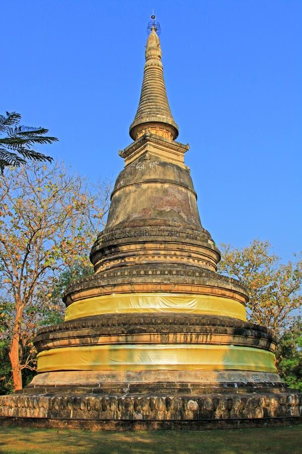 Wat Umong, Chiang Mai, Ταϊλάνδη στοκ φωτογραφία με δικαίωμα ελεύθερης χρήσης