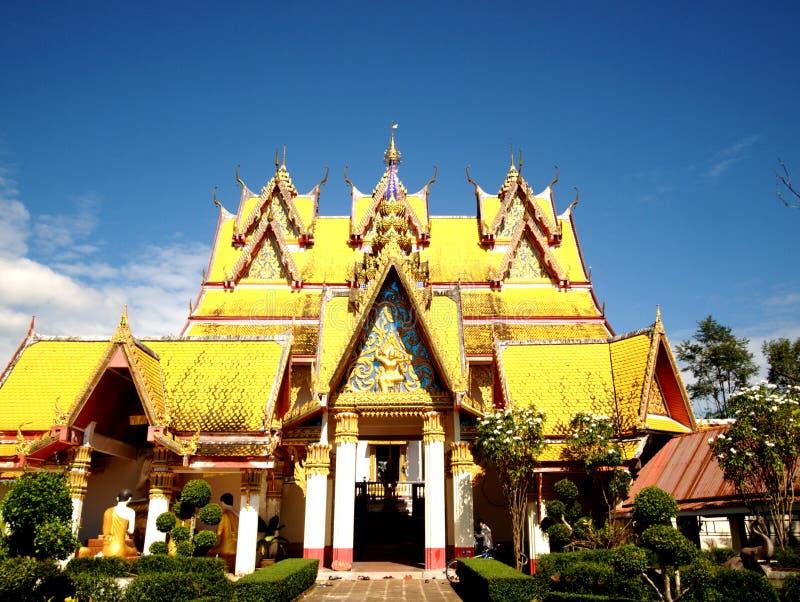 Wat Vang Vi Wenk imagen de archivo
