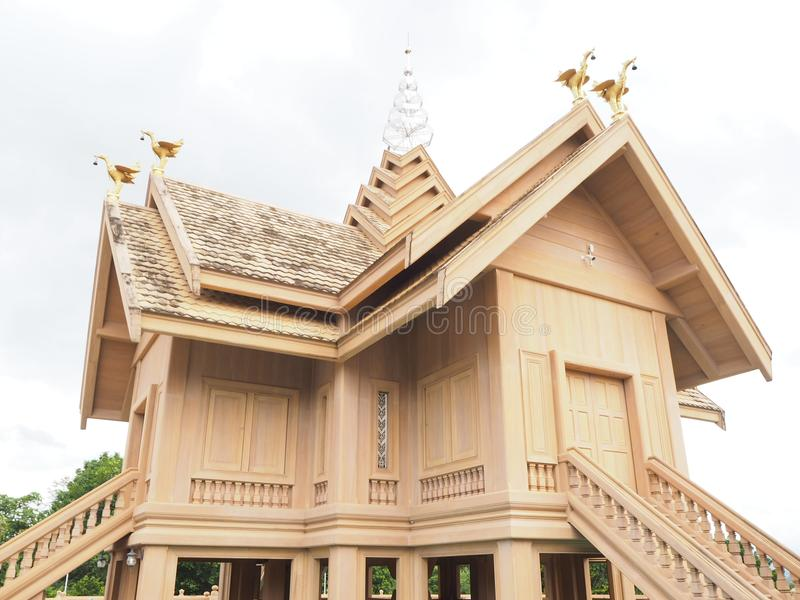 Wat Wannachai Nawarat images stock