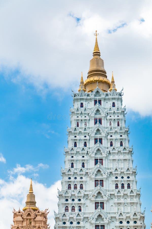 Wat Yansangwararam royalty-vrije stock fotografie