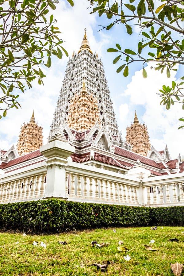 Wat Yansangwararam stock photo