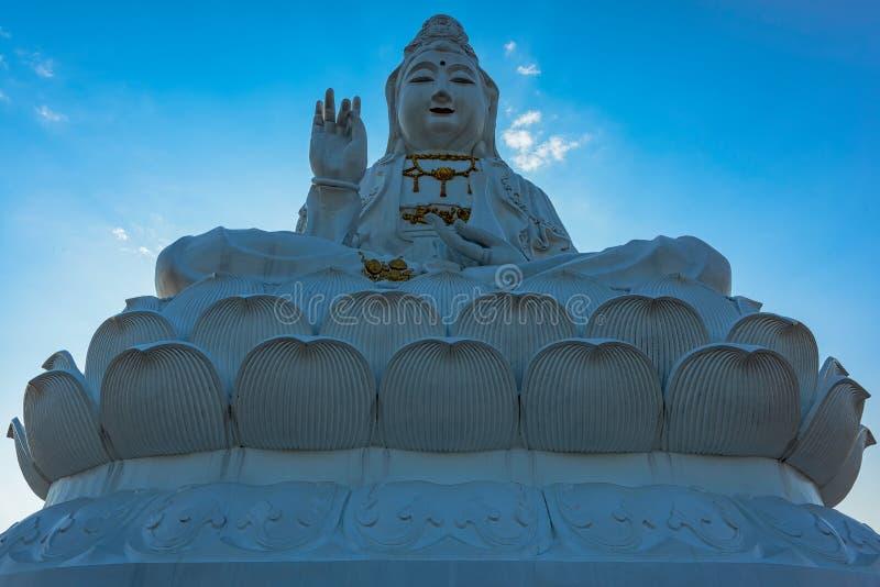 Wata Huai śliwki KungTemplein Chiang Raja, Tajlandia fotografia stock