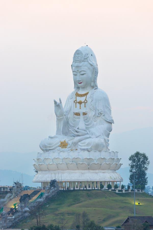 Wata Hyua śliwki Kanga, Chiang Raja zdjęcia stock