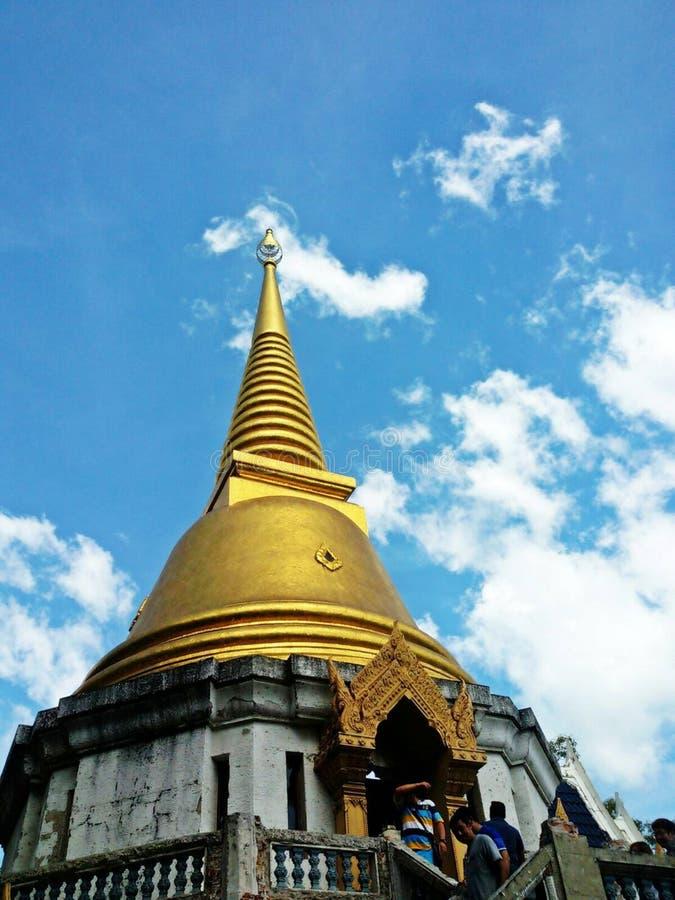 Wata Pa Phu Kon, Udon Thani Tajlandia zdjęcia stock