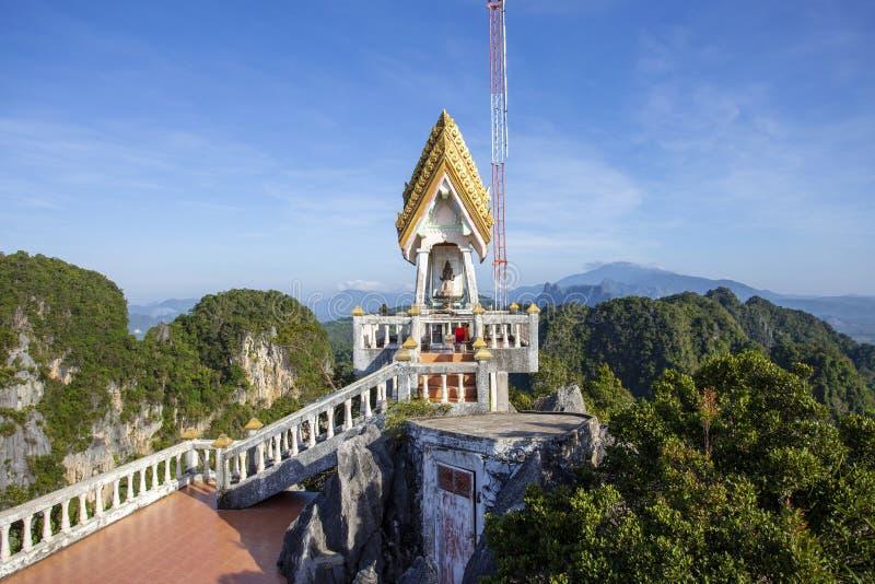 Wata tham sua świątynia obraz royalty free