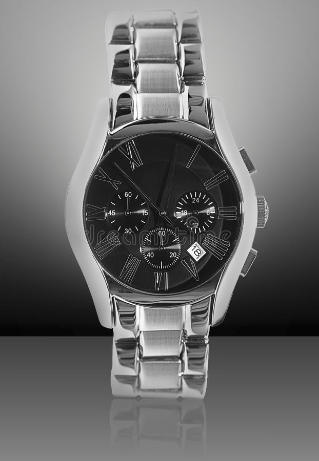 Download Watch stock image. Image of dial, numerals, product, time - 22185767