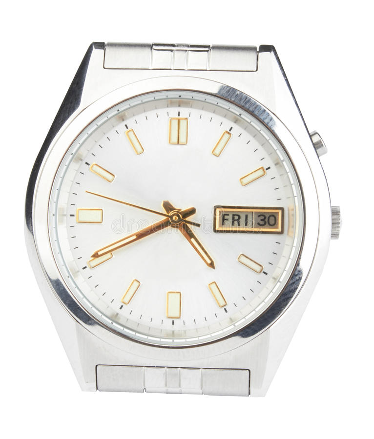 Download Watch stock photo. Image of personal, quartz, dial, single - 24117400