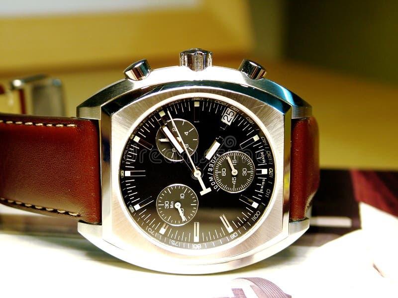 Download Watch fotografering för bildbyråer. Bild av koncentrat, stopwatch - 28489