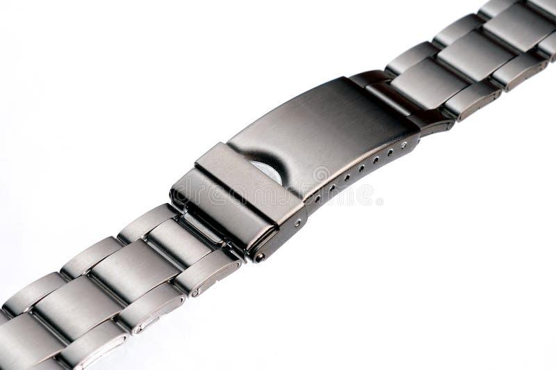 Watch bracelet royalty free stock photo