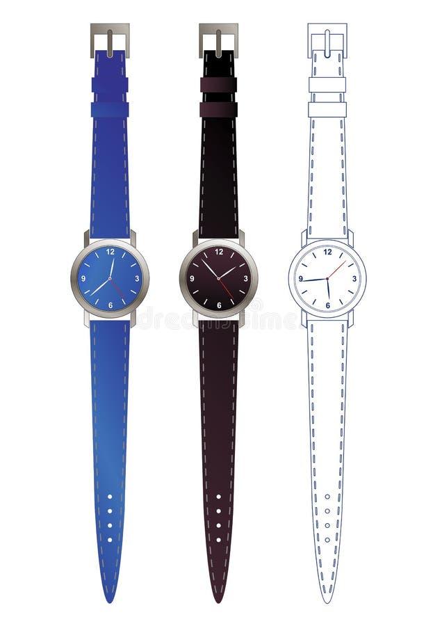 Watch Design Stock Image