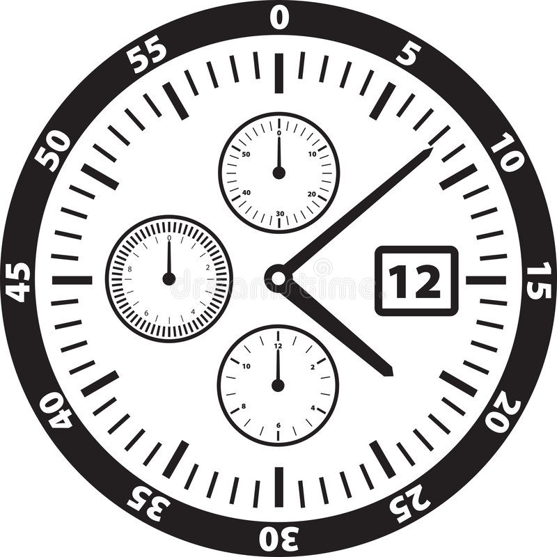 Watch Face Illustration