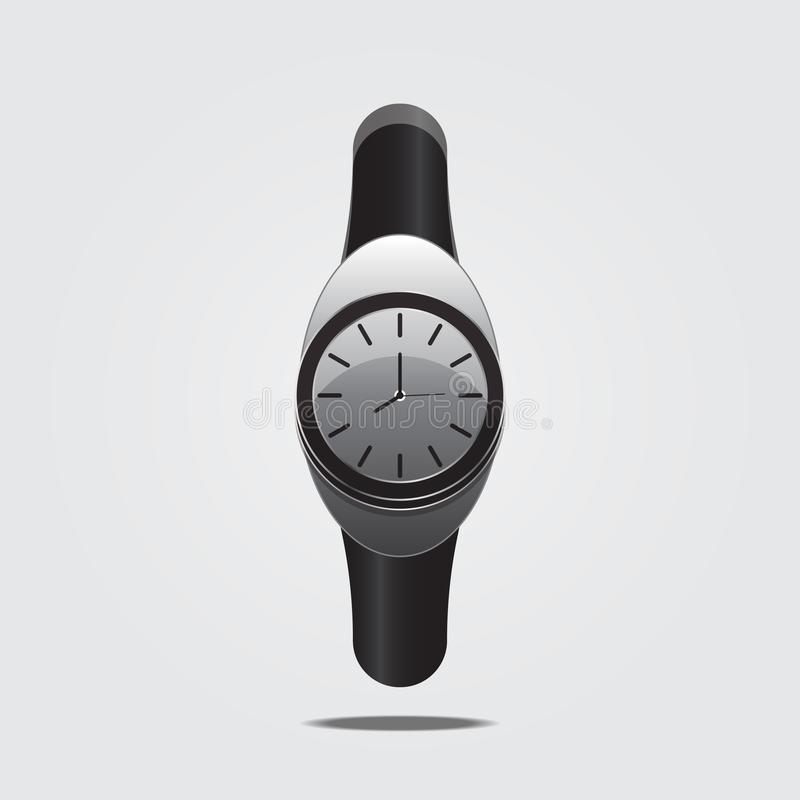 Watch Icon luxury vector. Is a general illustration vector illustration