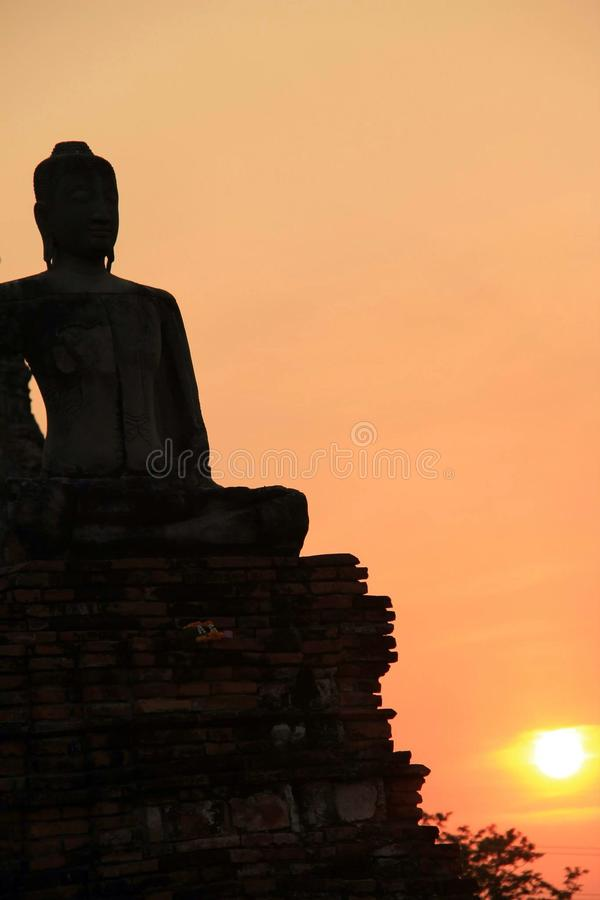 Watchaiwattanaram stock foto's