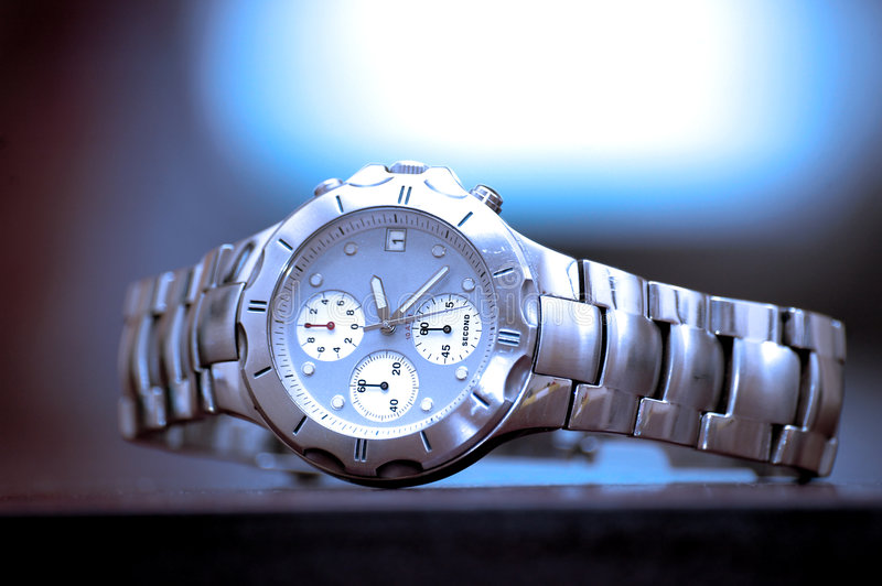 Watches royalty free stock images