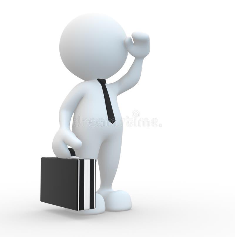 Download Watching stock illustration. Image of posture, watching - 26343920