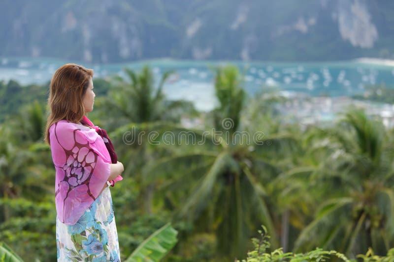 Download Watching Ko Phi Phi Landscape Stock Photo - Image: 23912812