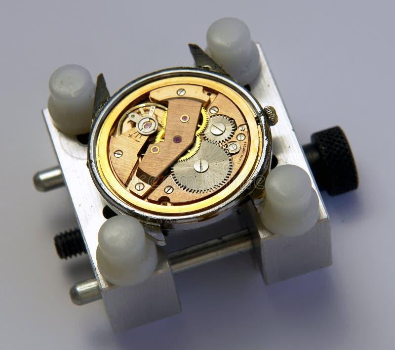 Watchmaker royalty free stock photos