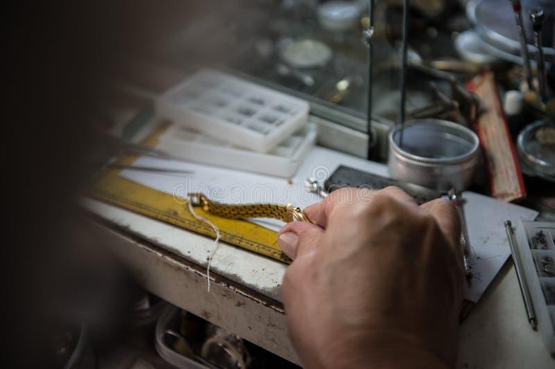 watchmaker foto de stock royalty free