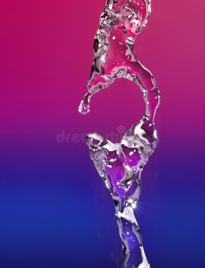 Water royalty-vrije stock foto's