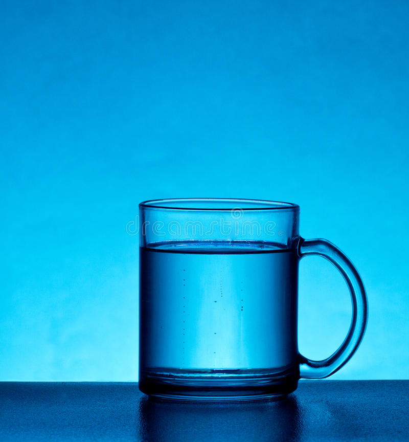 Download Water stock photo. Image of blue, thirst, tone, studio - 25516286
