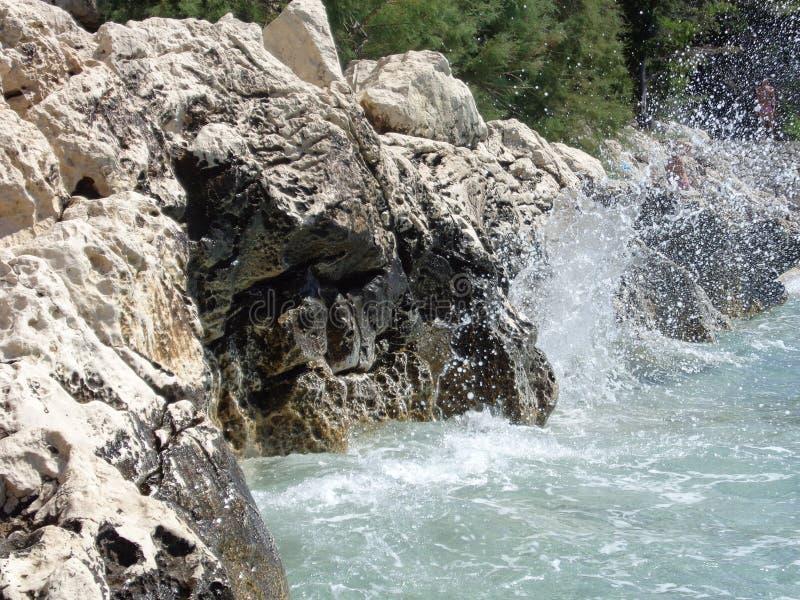 Water stock afbeelding