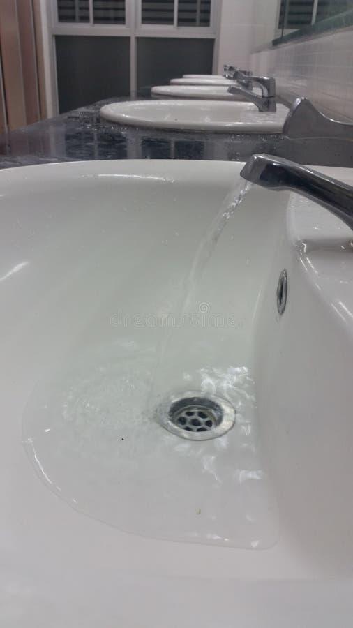 Water royalty-vrije stock afbeelding
