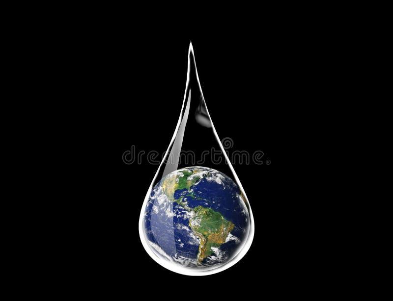 Water vector illustratie