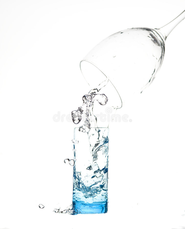 Download Water stock photo. Image of blue, kitchen, coolness, nobody - 8300028