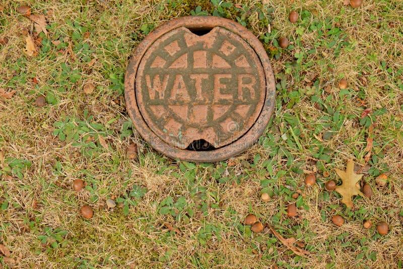 Water Access Cap