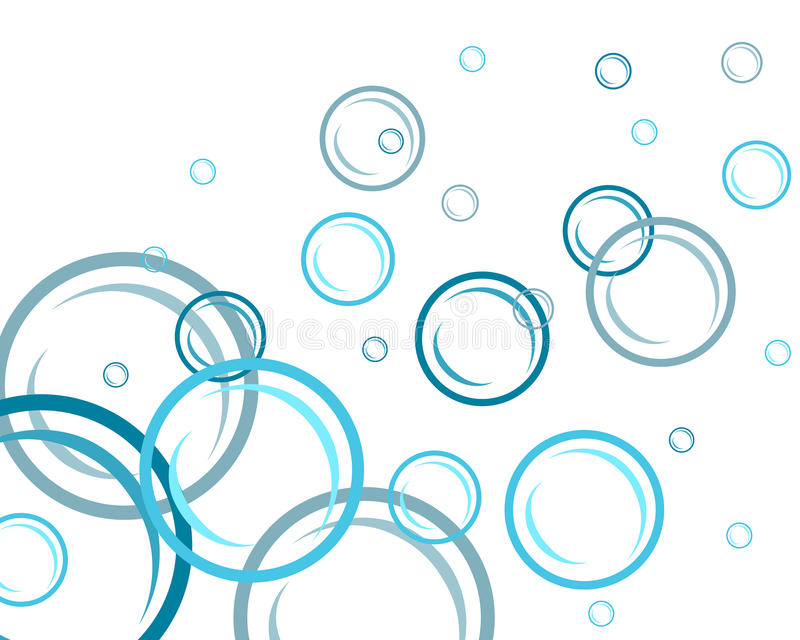 Water background royalty free illustration