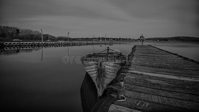 Water, Black And White, Monochrome Photography, Reflection royalty free stock images