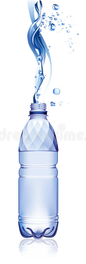 Download Water Bottle. Royalty Free Stock Image - Image: 15241026