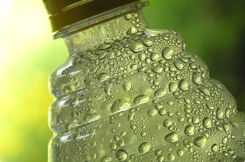 Download Water bottle stock image. Image of perspective, fresh, lemonade - 164273