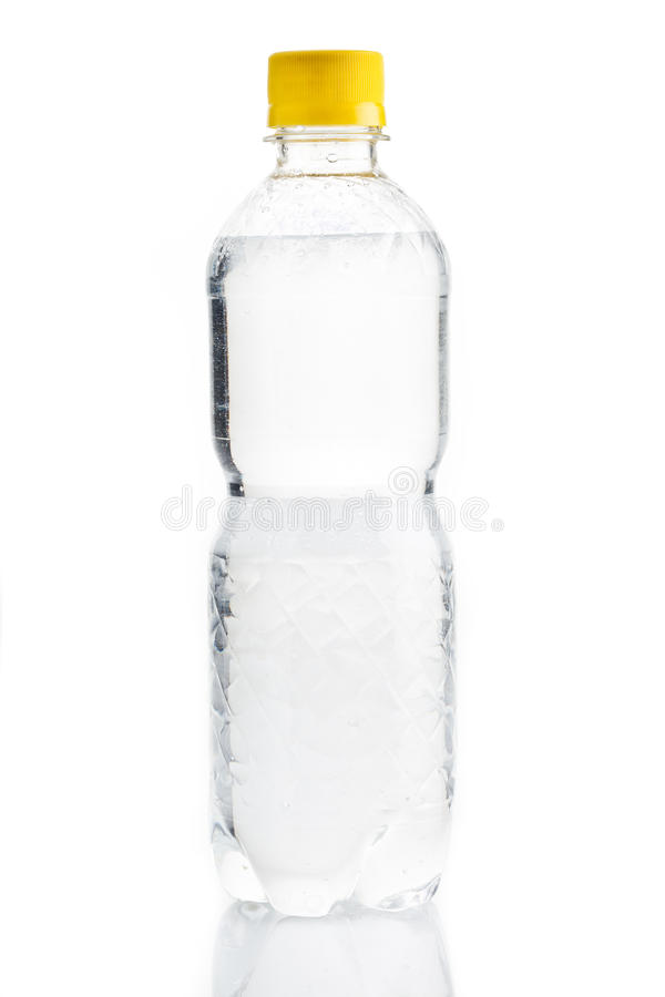 Download Water bottle stock photo. Image of natural, mirror, fizzy - 18709334