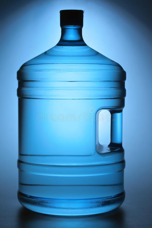 Download Water bottle stock photo. Image of appliance, shiny, business - 24262172