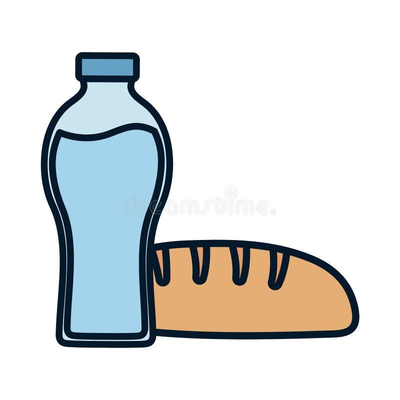 Bread Water Stock Illustrations 4 346 Bread Water Stock Illustrations Vectors Clipart Dreamstime