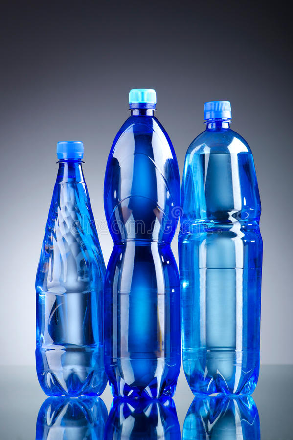 Download Water Bottles - Healthy Drink Concept Stock Photo - Image: 22992768
