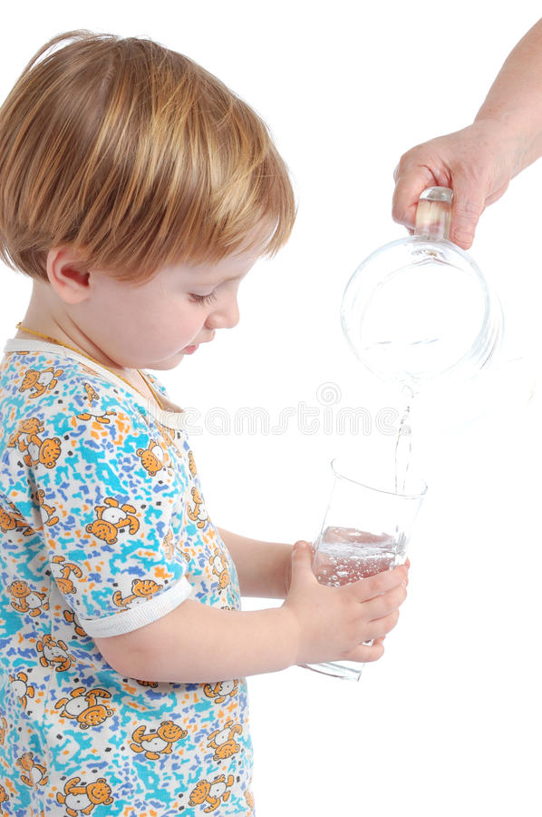 Free Water-boy Stock Photography - 13477532