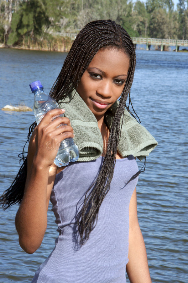 Download Water Break 4 Royalty Free Stock Photography - Image: 1650757