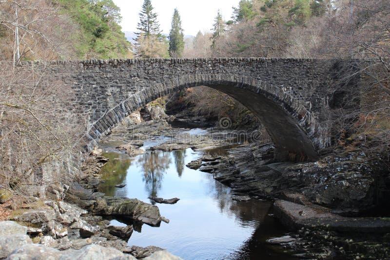 Water, Bridge, River, Arch Bridge stock photo