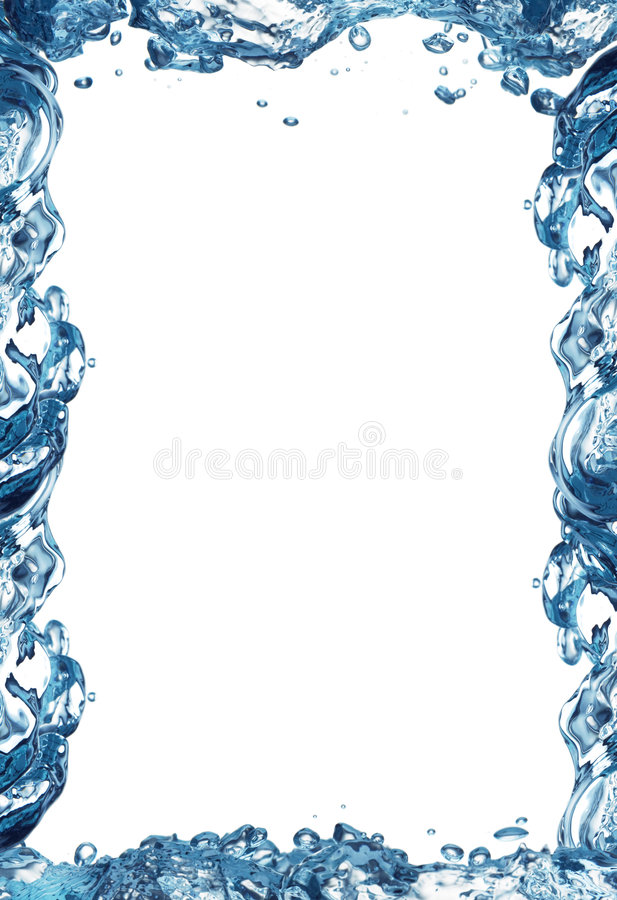 Water Bubble royalty free stock image