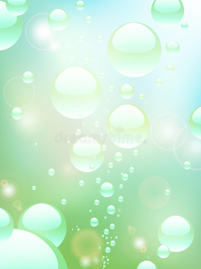 Download Water Bubble Background Stock Image - Image: 24202631
