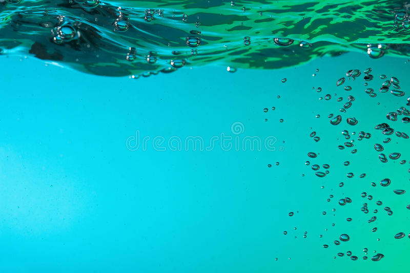 Download Water and bubbles stock photo. Image of drop, flowing - 28386800