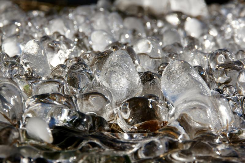 Water, Close Up, Ice, Macro Photography stock image